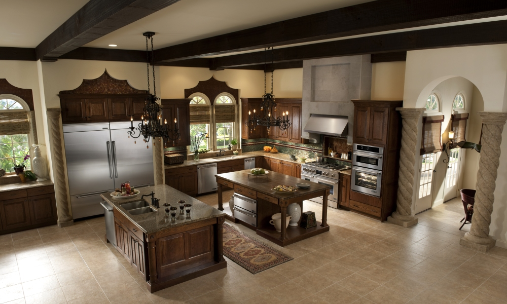 Jenn Air Pro Style, Built-In Kitchen