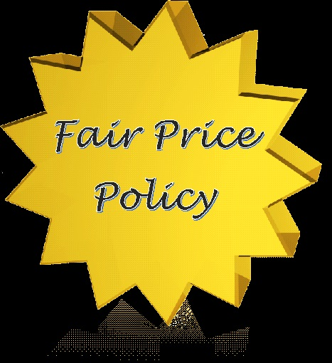 Pricing Policy: COURTENAY APPLIANCES- The Upper Vancouver Island Luxury