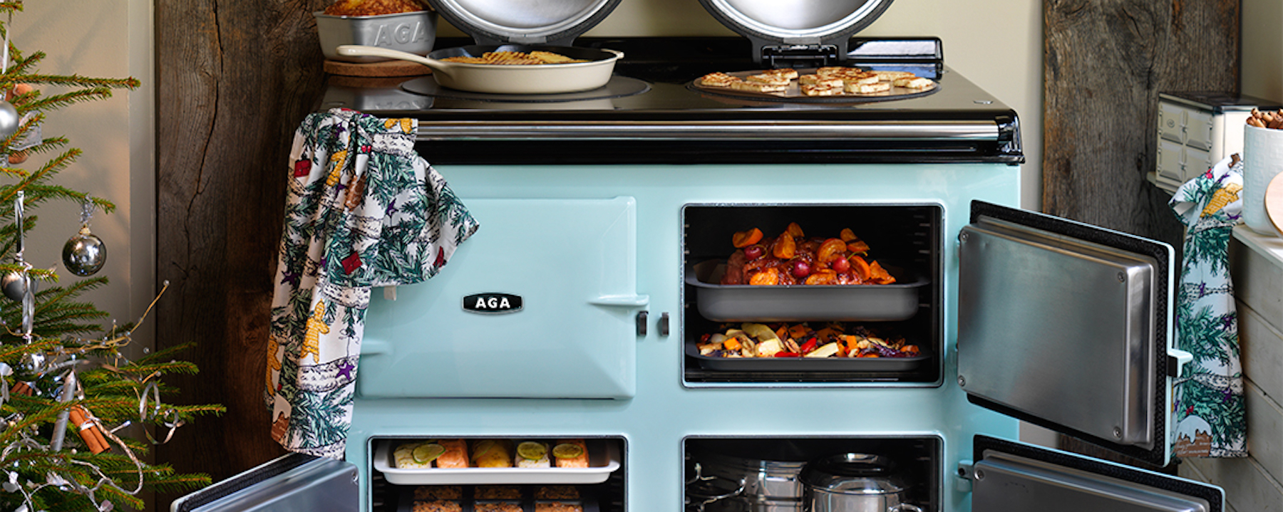 Aga Ranges Courtenay Appliances