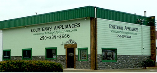 courtenay appliances