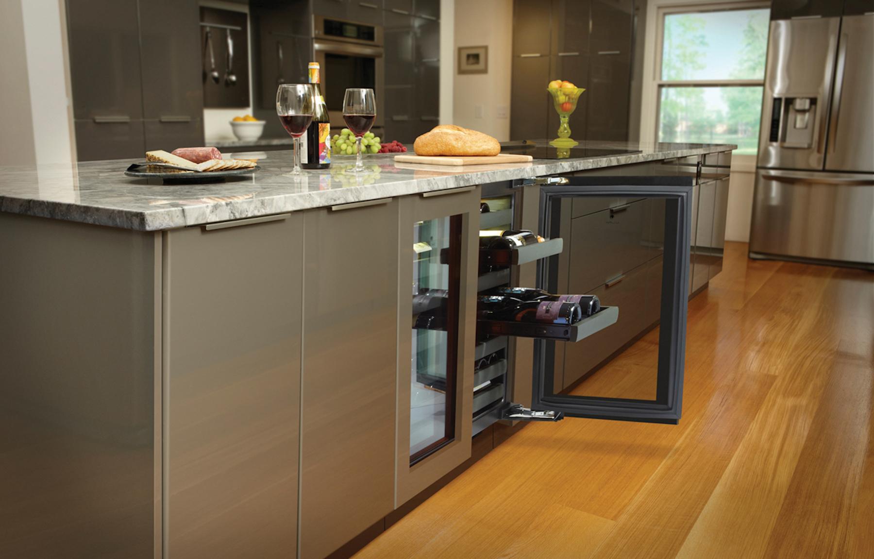 Courtenay appliances the upper vancouver island luxury - Upscale kitchen appliances ...
