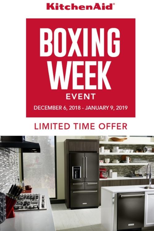 kitchenaid boxing week fb